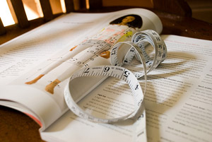 Как снять мерки для вязания?