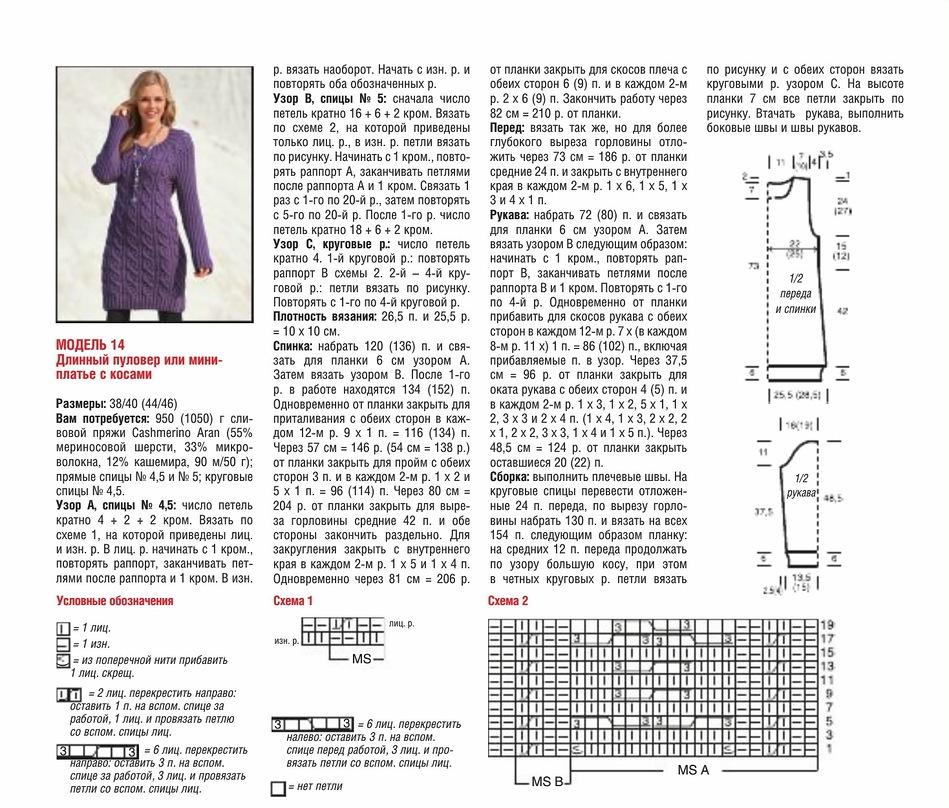 схема как связать вязаное платье фото только въехали