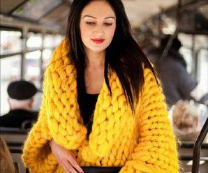 Модное вязание для женщин в 2019 году — тренды с описанием