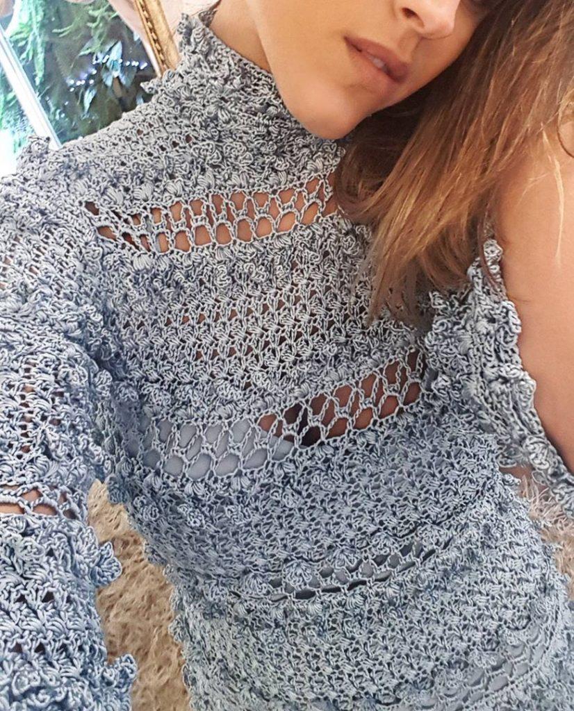 Ванесса монторо платья описание