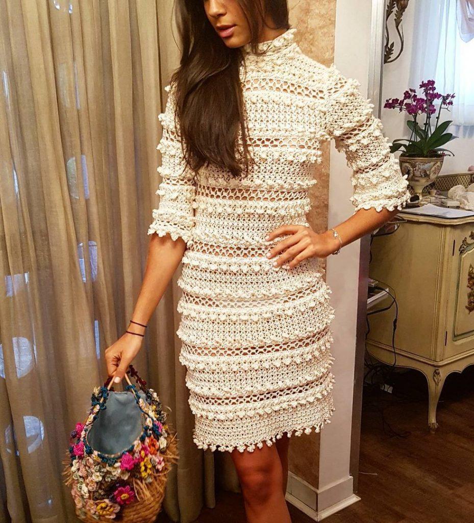 Ванесса монторо платья схемы