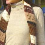модные вязаные шарфы 2012 2013