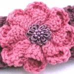 Вязаные цветы крючком: Вязание Каланхое и Космеи