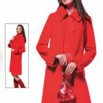 Вязаное пальто своими руками