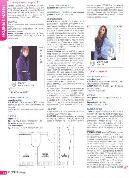 вязаные дизайнерские платья 2