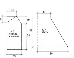 вязание крючком юбки 2012 3