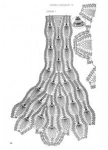 вязаные летние юбки 2
