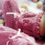 Вязание пинеток спицами: 30 красивых моделей с описанием.