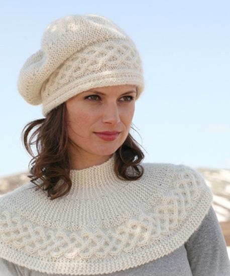 Новое вязание спицами женщин описанием