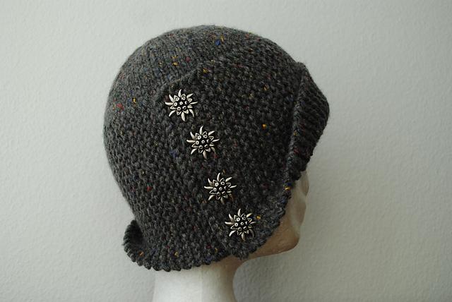 вязание шапок схемы