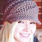 5 женских шапок: шапки вязаные спицами с описанием