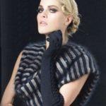 5 идей шарфов: шарф хомут схема вязания