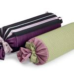 Подушки декоративные своими руками: чехлы для валика на диван.