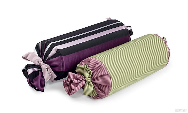 Как сшить подушку валик своими руками? Выкройки для разных 44