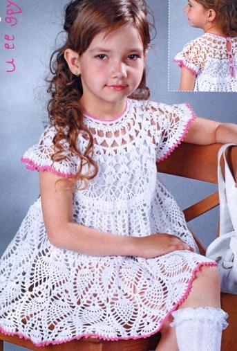 Смотрите: Вязаное платье