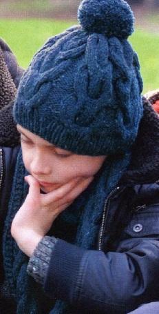 Вязание шапок для детей. 10 моделей шапок для мальчиков и девочек.