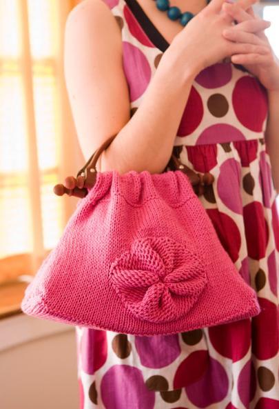 вязанные сумки своими руками