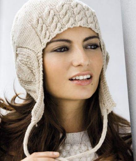 Смотрите: Вязание шапок.