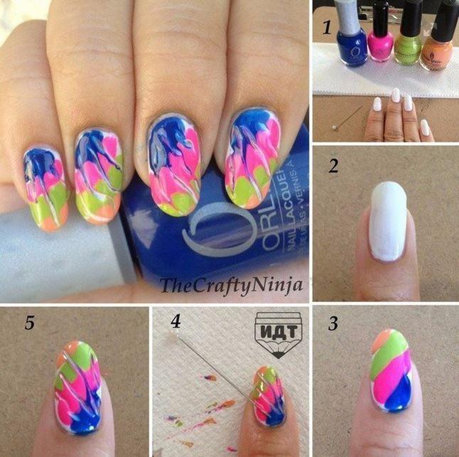 8 мастер-классов по дизайну ногтей.