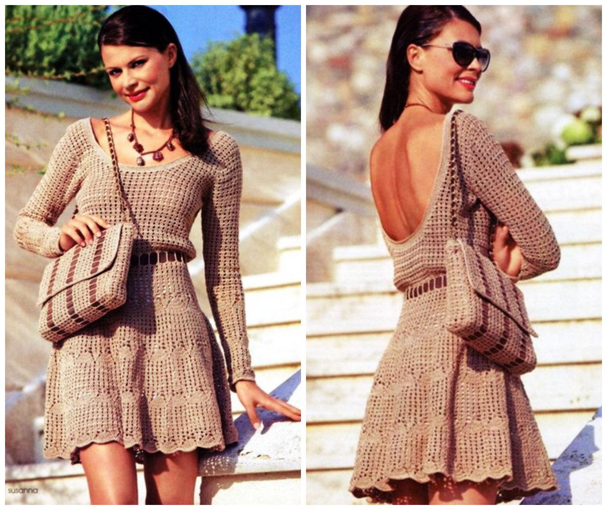 Платья из льна: фасоны, фото, интересные модели для полных