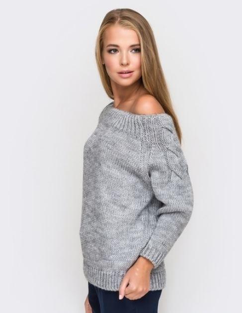 вязаные свитера спицами 2018 2019 схемы описания вязания