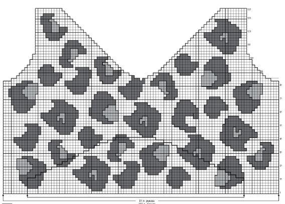 схемы пуловеров для вязания спицами схемы описания