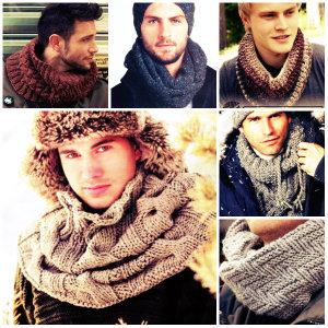 вязания шарфа снуда спицами снуд спицами схемы вязания