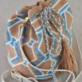 Колумбийская сумка мочила крючком, схемы и описание