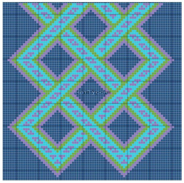 вязание сумки мочила