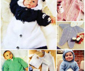 Модные детские комбинезоны
