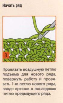 как начать вязать ряд вязание носка